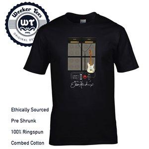 Hendrix T-shirt - Cool New Woodstock Guitar Setup Effets design Pédale Etc