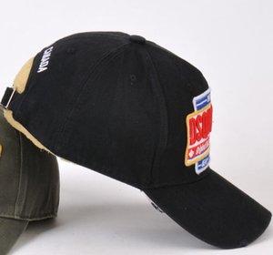 popüler Toptan% 100 Pamuk Beyzbol üzerinde 2020 iyi satış Ücretsiz nakliye Mektupları Erkekler Kadınlar Klasik Tasarım Şapka Snapback Casquette Baba Caps Şapka