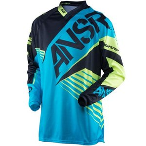 2020 Answer Moto Gp Dh Mtb Shirt Xxxl Cycling Mx Cross Motorcycle Motocross Clothe Jersey Breathable Quick Dry Wear