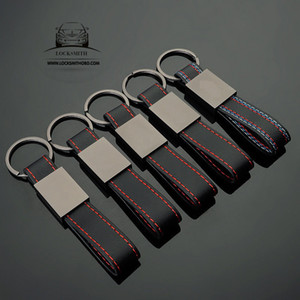 Parti migliori di vendita auto per BMW, Audi, Mercedes-Benz, Volkswagen, Sline, RS, AMG, R, 3M di marchio ciondolo portachiavi