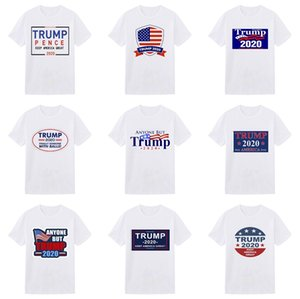 New Fashion Designer Clothing Europe Italy Cooperation Rome Special Edition Reflective Trump T-Shirt Men'S Women'S Casual Cotton Luminous T-S