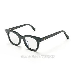 2020 Nuevo marco de la alta calidad de la computadora de los vidrios ópticos cuadrados Miopía Oliver lectura Gafas Gafas de Presciption
