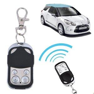 Universal Wireless Auto Remote Control Cloning Universal Gate Garage Door Control Fob 433mhz 433 .92mhz Key Keychain Car Remote Control