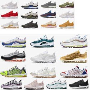 2020 Освобождение Mens Трэвис СкоттAirmaxвоздухаvapormaxмакс 97 97s реагирует обувь черных кроссовок для женщин Спортивных кроссовок