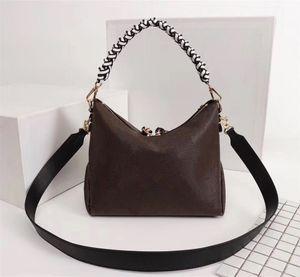 Tote цаплым плечо beabourg hobo Сумки настоящий высокий роскошный мини-сумка женщин бренд сумки цветок ткачество дизайнер кожа качества оригинал xhig