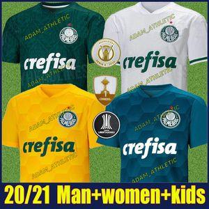 20/21 Palmeiras futbol forması çocuklar DUDU FELIPE MELO formalarını L.ADRIANO B.HENRIQUE traning üniforma camisa Palmeiras 2020 Feminina kiti