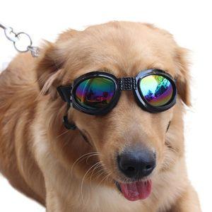 Occhiali da sole per cani Dog Occhiali Golden Retriever Samoiedo Occhiali da sole Maschere Big Dog Eye protezione contro l'usura