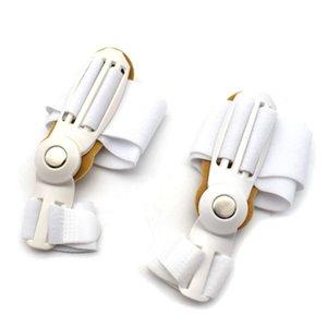 1 Pair Toe Straightener Bunion Relief Splint Corrector with Hinge to Realign Hallux Valgus Splint Treatment Bunion Foot Pain