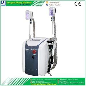 Cryolipolysis Fat Gel machine fraîche cryothérapie Antigel Membrane CoolSculpting Skin Rejuvenation Face Lift Rides Instrument de réduction