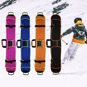 Plate Accessory Snowboard Bag Storage Winter Sports Travel Skiing Outdoor Scratch Resistant Easy Carry Protective Case Dumpling