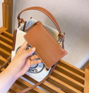 Design di lusso Borse Borse Donna Marca Lino Bucket Bag di nuovo modo di alta qualità Sacchetti di spalla Totes