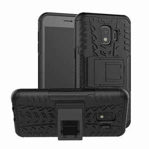 5.0 дюймов для Samsung Galaxy J2 Core Case Heavy Duty броня противоударный гибридный жесткий мягкий силиконовый прочный резиновый телефон Case крышка