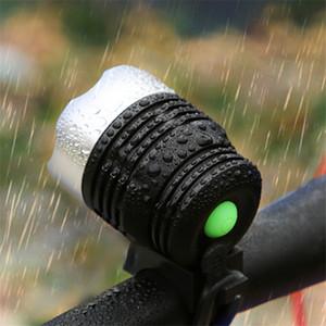 Ciclismo Q5 LED 3 Modos Front Light Farol Farol Tocha impermeável Para Mountain Road Bike 4 cores claras bicicleta