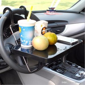 Car Laptop Holder Back Seat Notebook Stand Car Cup Holder Dining Table Foldable Laptop Stand Food Drink Tray Car laptop mount Accessories