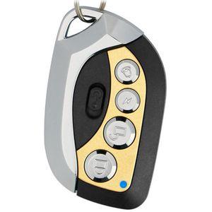 200pcs 315MHz auto senza fili Duplicatrice di telecomando a frequenza variabile portachiavi DC12V Per portello del garage