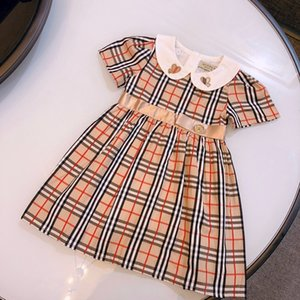 designer Dresses baby girl dresses baby dresses favourite wholesale best sell hot Free shipping classic gorgeous F7RG