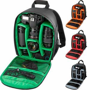 Multi-functional Camera Backpack Video Digital DSLR Bag Waterproof Outdoor Camera Bag Case for Nikon for Canon 25*15*34cm