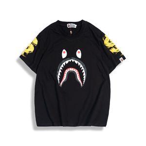 Bape T-Shirt Stylist Kleidung Jungen A Bathing Ape Herren Kleidung Männer Frauen-Qualitäts-Kurzschluss-Hülsen-T-Shirts