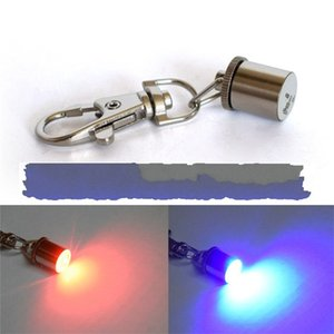 Animaux Flash Lampe Pendentif Led Luminescence Chats Chiens Imperméable Donner Lumière Collier Ornements OPP Installation 4 5zr J1