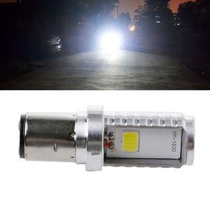 2XH6 Светодиодная фара 12W H6 Лампа для мотоцикла LED12W H6 Лампа для мотоцикла Светодиодная лампа Фара дальнего света Hi / Lo