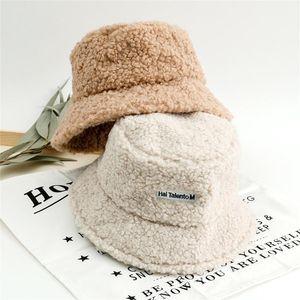 Moda Unissex Harajuku Bucket Hat Pesca para o verão Fisherman Hat Mulheres 2020 novo osso Cap Feminino de Hip Hop exterior Cap Men