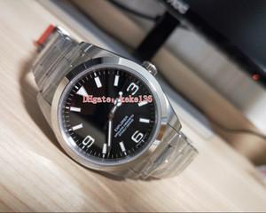 Art und Weise Qualität BP Armbanduhr Explorer 214.270-77.200 214.720 39mm Edelstahl Asien 2813 Uhrwerk Automatik Herren-Uhr-Uhren