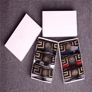 Mens biancheria intima luxurys designer Ethika pugili traspirante Boxer Mutande Mens stretto sexy della vita mutande Boxers ManM - XXL