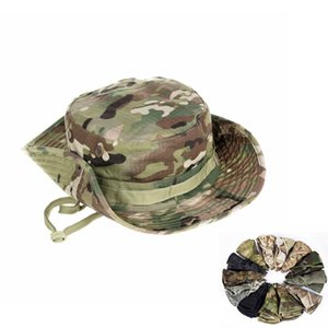 Outdoor Hunting Hat Men Hunting Camping Fishing Hat Hiking Wilderness Survival Sunhat Military Training Tactical Combat