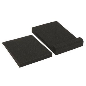 BEST1 Set Sponge Studio Monitor Speaker Acoustic Insulation Foam Insulator Pads 30x20x4.5cm