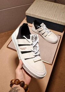 Shoes For Men String Colorways In Metallic White Black Trainer Sport Sneakers Comfortable