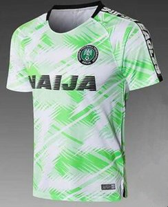 kb 2018 2019 Nigeria Home Soccer jersey Kits 18 19 Nigeria Customized Okechukwu OKOCHA AHMED MUSA MIKEL IHEANACHO Football shirt Shorts kits