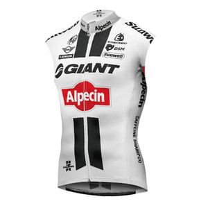 GIANT mtb Team Cycling Jersey sin mangas 2019 Chaleco Transpirable Racing Bicicleta Ciclismo Ropa NUEVO PRO 52913