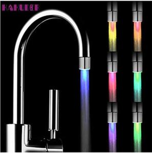 Hochwertige Unterwasserleuchten Romantische 7 Farbwechsel LED-Licht Duschkopf Wasserbad Home Badezimmer Leuchten