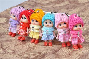8CM 2020 New Kids Brinquedos Dolls Suave Bebê Interativo Toy Dolls Mini boneca para meninas frete grátis K265