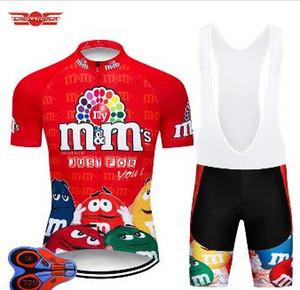 Crossrider 2019 MMS Cycling Jersey Set divertente MTB Uniforme bici vestiti della bicicletta di usura Ropa Ciclismo Mens Breve Maillot Culotte