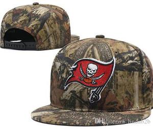 2020 Fanın şapkalar Erkek snapbacks Kadınlar Sport Tampa Bay şapka TB Ayarlanabilir Cap Şapka Tüm Takım Taslak On-Stage Snapback Bırak gemi A06 Kabul