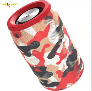 Nuovo ZEALOT S32 Bluetooth Speaker portatile basso pesante del telefono forte Wireless Outdoor mini altoparlante libero del DHL