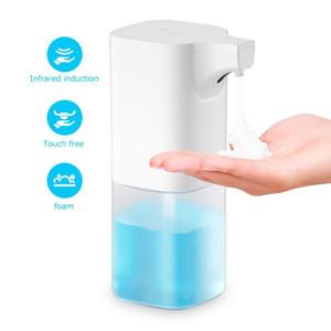 stokta Otomatik Sıvı Sabunluk Akıllı Sensör Fotoselli Temizleyici El Temizleyici Sterilizasyon Köpük Sabun Dispensador