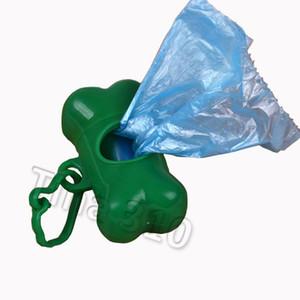 Mode Müll Sauber Lagerung BoxPet Abfallbeutel Plastiktüten Typ Abbaubar Abholen Abfall Poop Taschen Doggy Pet SuppliesT2I5335