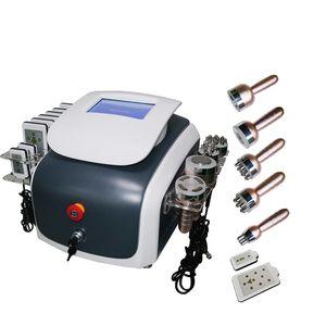 Il nuovo disegno Macchina di bellezza 40K cavitazione ultrasonica vuoto RF Lipo Laser dimagrante macchina grassa di rimozione di perdita di peso un must per il dimagrimento Beau