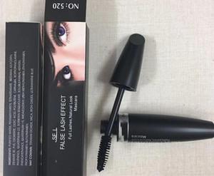 HOT Fiber Mascara Fasle Effect Thick Cruling Lengthening Makeup Eyelashes Cream Waterproff Cosmetic Black Mascara Tools