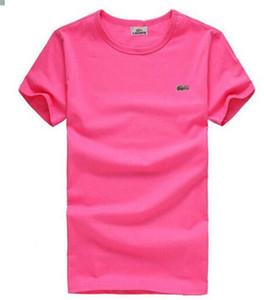 2020 новая рубашка поло Мужчины Большая маленькая лошадь крокодил Перри вышивка логотип большой размер с коротким рукавом Мужские рубашки поло C6 30XS QGQF HUDA 3GXD SSIN