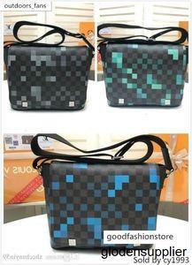 Mosaic Men Messenger Bags Shoulder Belt Bag Totes Portfolio Briefcases Duffle Luggage 25227