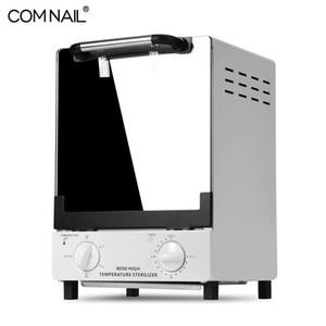 Professionnel 10L haute température stérilisateur Box Nail Art Salon de manucure portable stérilisante cloueuse outil chaleur sèche Stérilisateur