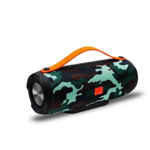E13 Mini tragbare drahtlose Bluetooth-Lautsprecher Stereo-Freisprecheinrichtung Radio Musik Subwoofer Spalte Lautsprecher für Computer mit TF FM