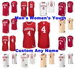 NCAA Indiana Hoosiers Jerseys Rob Phinisee Jersey Devonte Green Trayce Jackson-Davis Michael Shipp College Basketball Jerseys Mens Custom
