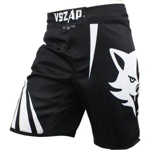 MMA shorts muay thai short VSZAP CHALLENGER mma short fight combat trunks yokkao bermuda boxeo Sanda Stretch crotch