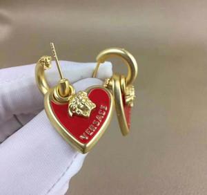 Известный дизайнер позолоченный уха Коты Мода титана стали серьги для женщин девушки оптовой цены