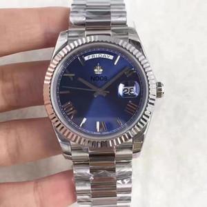 EW super log type 3255 orologio di lusso 40 мм движение часы 316 рафинированная сталь дизайнерские часы водонепроницаемый и анти-пот