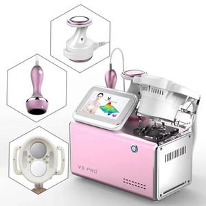 Самое новое оборудование красотки 5 в 1 машине HIFU-RF-Cavitation + vaccum + BIO для тела потери веса уменьшая машину красотки массажа тела
